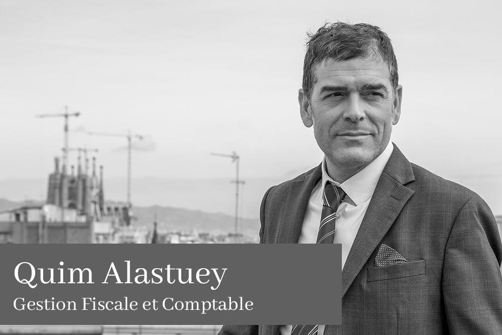 Quim Alastuey Gestion Fiscale et Comptable L'équipe