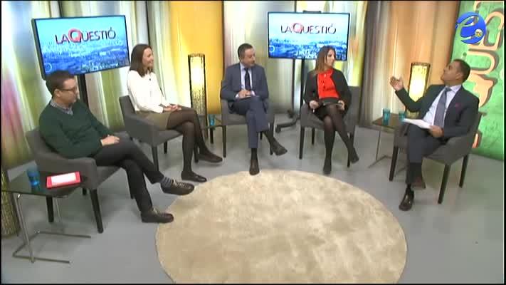 Jordi Tirvió en La Qüestió