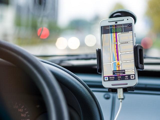 Control empresarial GPS en los vehículos de empresa