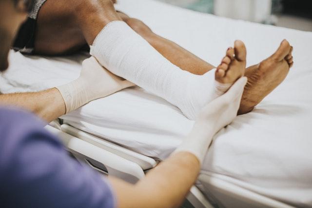 daños y perjuicios derivados de accidentes de trabajo