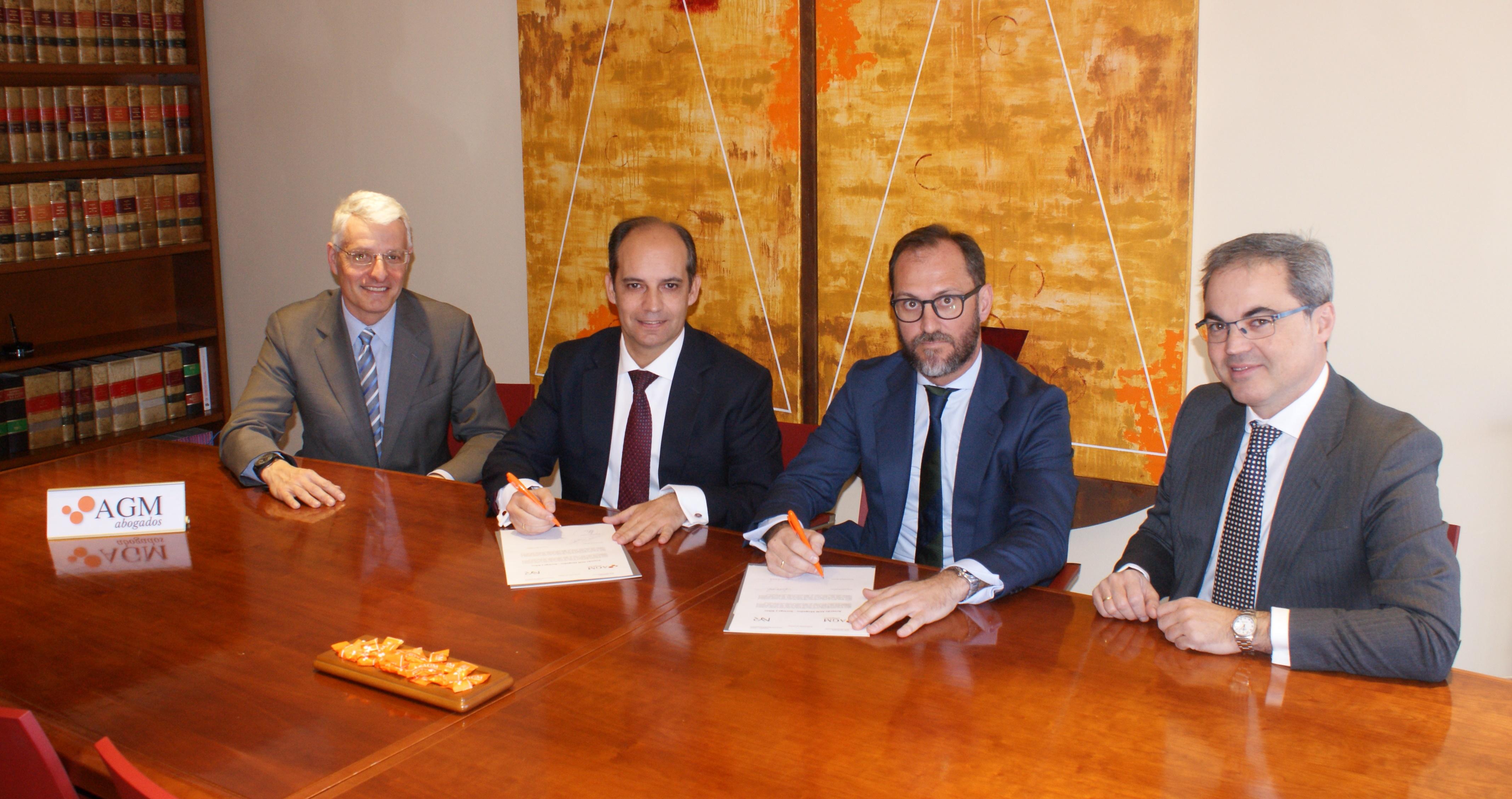 Noriega y Riber rejoint AGM Abogados