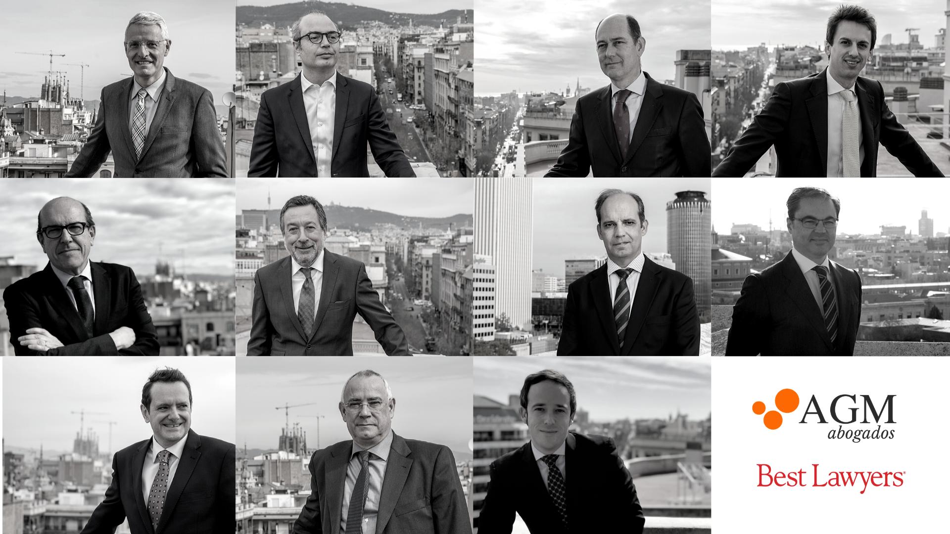 11 abogados de AGM Abogados reconocidos por Best Lawyers