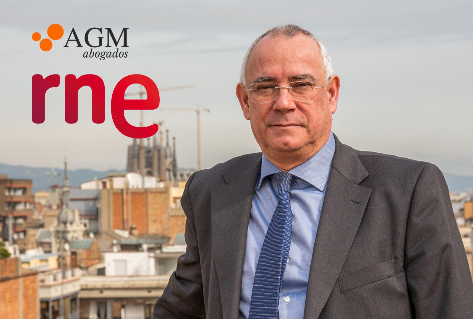 Joaquín Abril habla sobre los despidos en Radio Nacional de España
